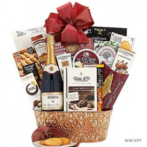 Luxury Wine Gift Set to the USA