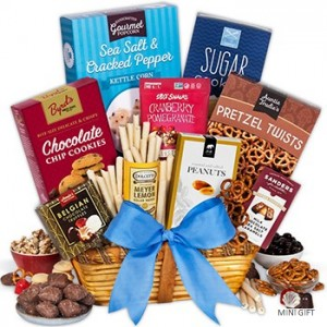 Gourmet Gathered Gift Set to the USA