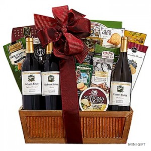 Signature Selections Gift Basket to the USA